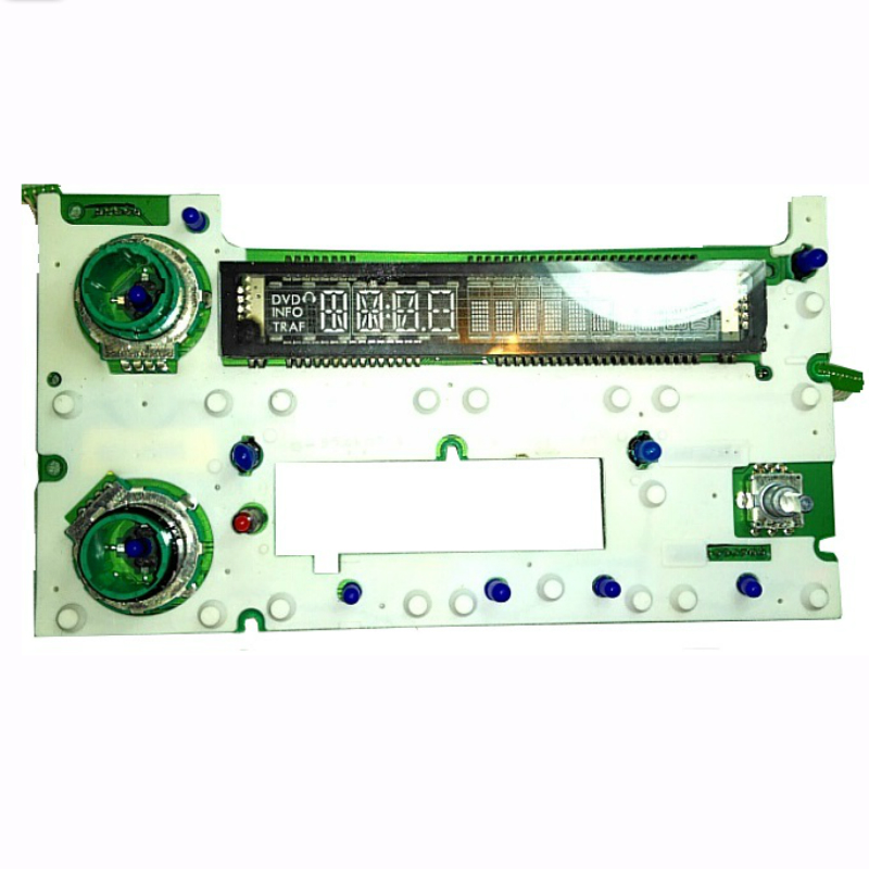 03-07 Chevrolet Tahoe Yukon Radio CD Light Board