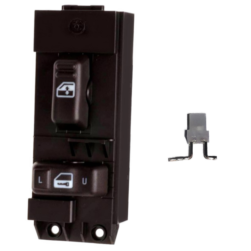 99-02 Gm Trucks And SUV'S Power Windows And Lock Switch LED Bulb Kit