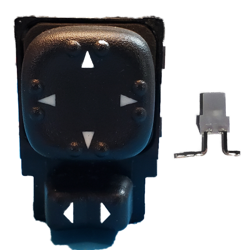 99-02 Gm Trucks And SUV'S Power Mirror Switch Led Bulb