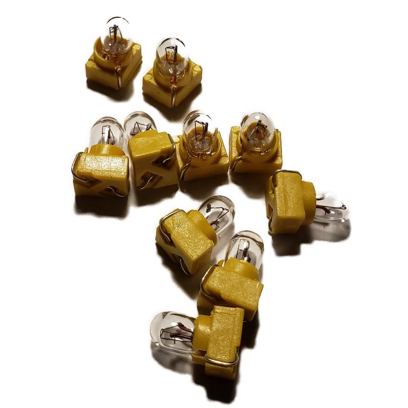 2003-2006 Gm Cluster Light Bulbs