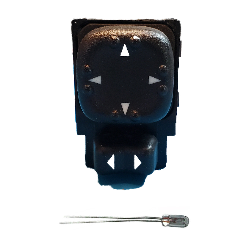 99-02 Gm Trucks And SUV'S Power Mirror Switch Light Bulb