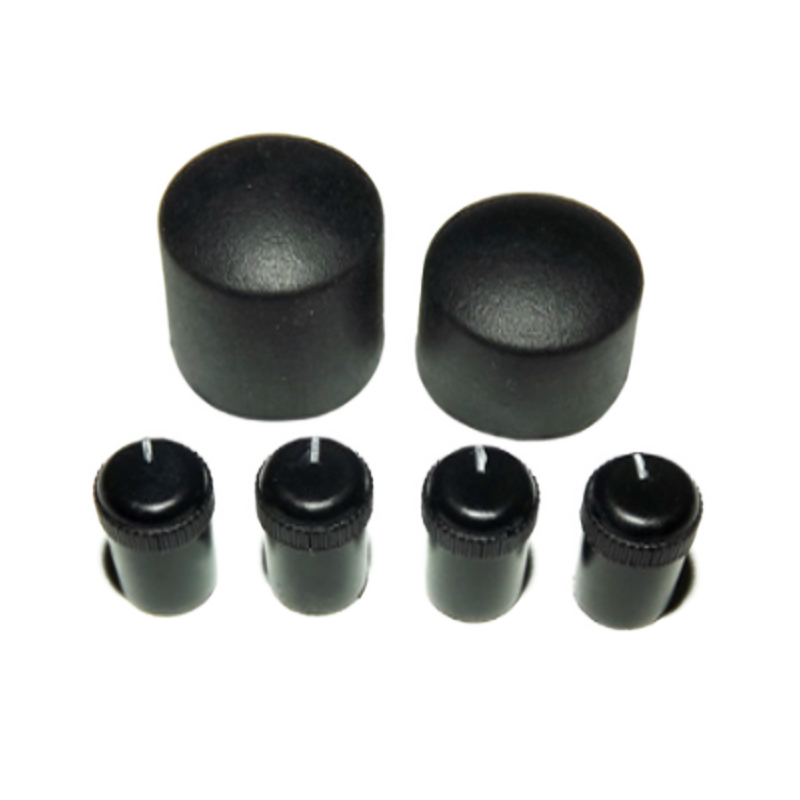 Delco Replacement Radio Knob Set Chevy