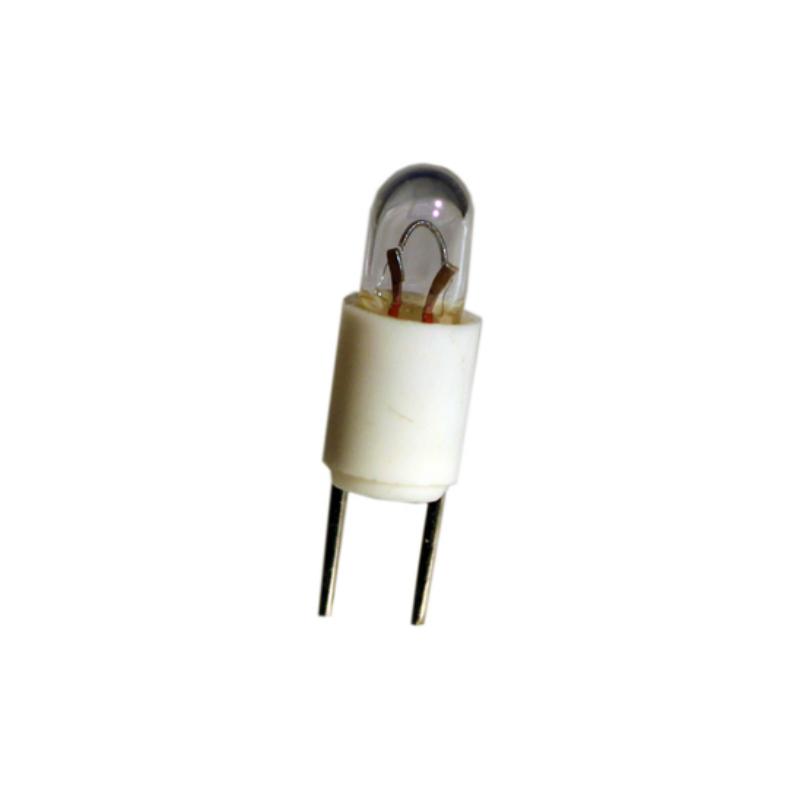 Individual 12 Volt 3 mm Bi Pin Bulb