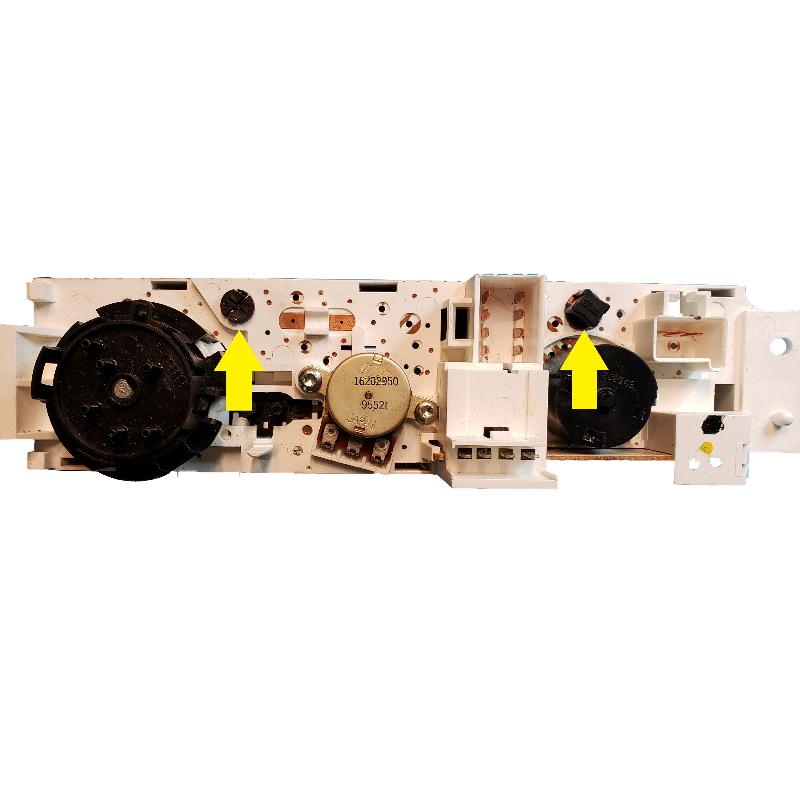 96-05 Express And Savana  Climate Control Led Bulb Upgrade