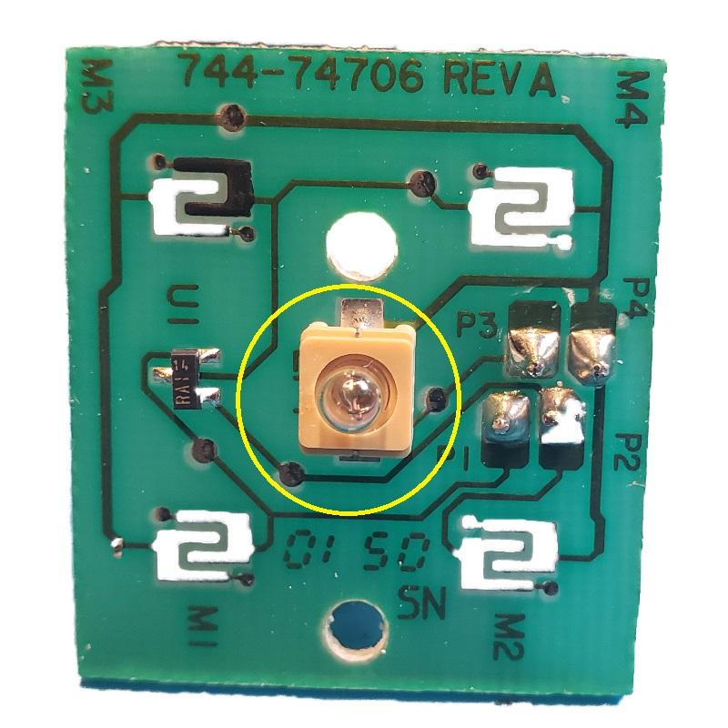 Trailblazer And Envoy 2002-2009 Seat Memory Switch Bulb
