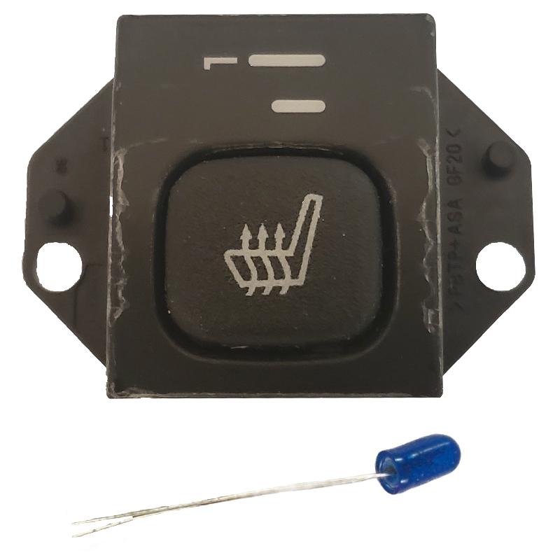 03-06 Escalade Tahoe Yukon Rear Seat Heater Switch Light Bulb