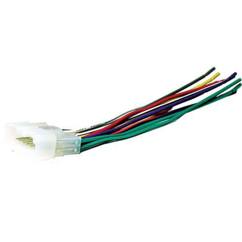 SCOSCHE SI03B - 1996-2002 Select Suzuki Power/4-Speaker Wire Harness / Connector for Car Radio / Stereo Installation